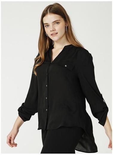 Ekol Ekol Siyah Bluz Siyah